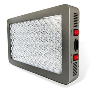 advanced platinum full spectrum LED grow light review