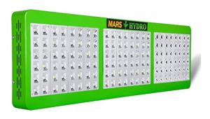mars hydro indoor grow light reviews