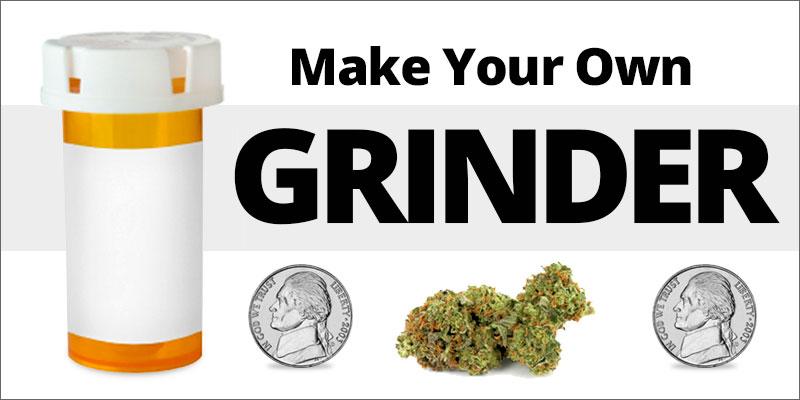 weed hack grinder