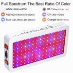 King Plus 1200W LED Full Spectrum