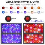 Viparspectra V1200 Full Spectrum