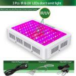 iPlantop 1000W IR UV LED