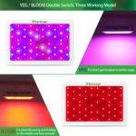 iPlantop 1000W LED Modes