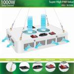 iPlantop 1000W LED Specifications