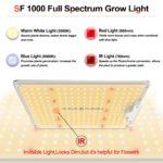Spider Farmer SF 1000 LED Full Spectrum