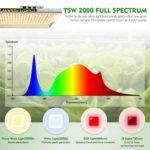 Mars Hydro TSW 2000W LED Full Spectrum